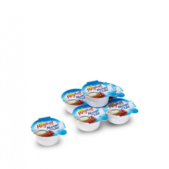 10 coupelles de lait concentré pour café espresso Regilait -Handpresso