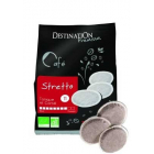 Destination café Organic Stretto coffee 36 pads - Handpresso