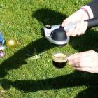 Silver Handpresso Pump manual espresso maker - Handpresso