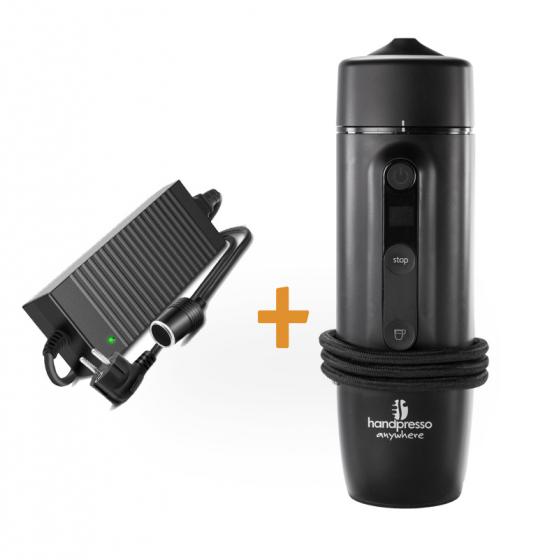 MACCHINA espresso portatile automatico Caffettiera Capsula compatibile Nespresso