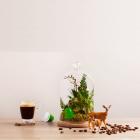 Capsules Gaia Organic La maison du bon café x 10 100% arabica