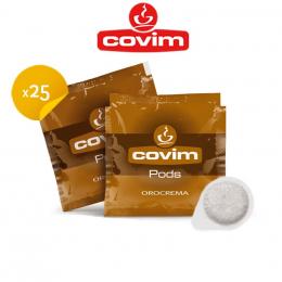Dosettes ESE Covim Orocrema boite de 25 - Handpresso