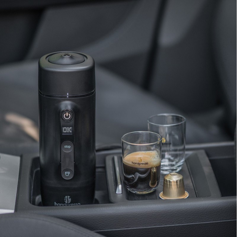 Handpresso car gadgets
