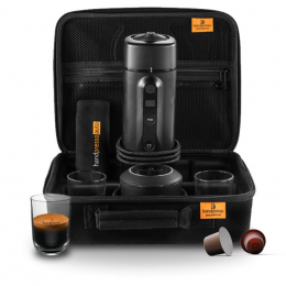 Refurbished Handpresso Auto Set capsule in-car espresso maker