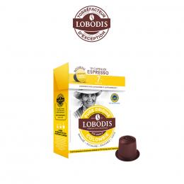 Lobodis Colombia 10 capsule - Handpresso
