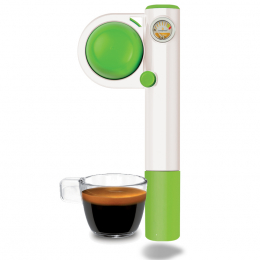 Reacondicionado Handpresso Pump Pop verde