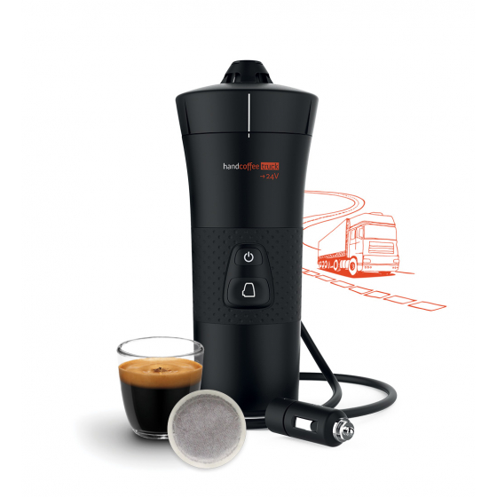 new Handcoffee Truck 21010 24V coffee maker for trucks - Handpresso