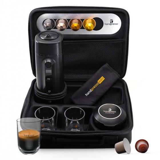 Handpresso Auto Set capsule coffret machine expresso voiture