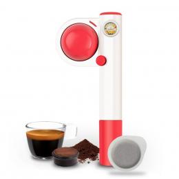 Handpresso Pump Pop Pink, tragbare Espressomaschine– Handpresso