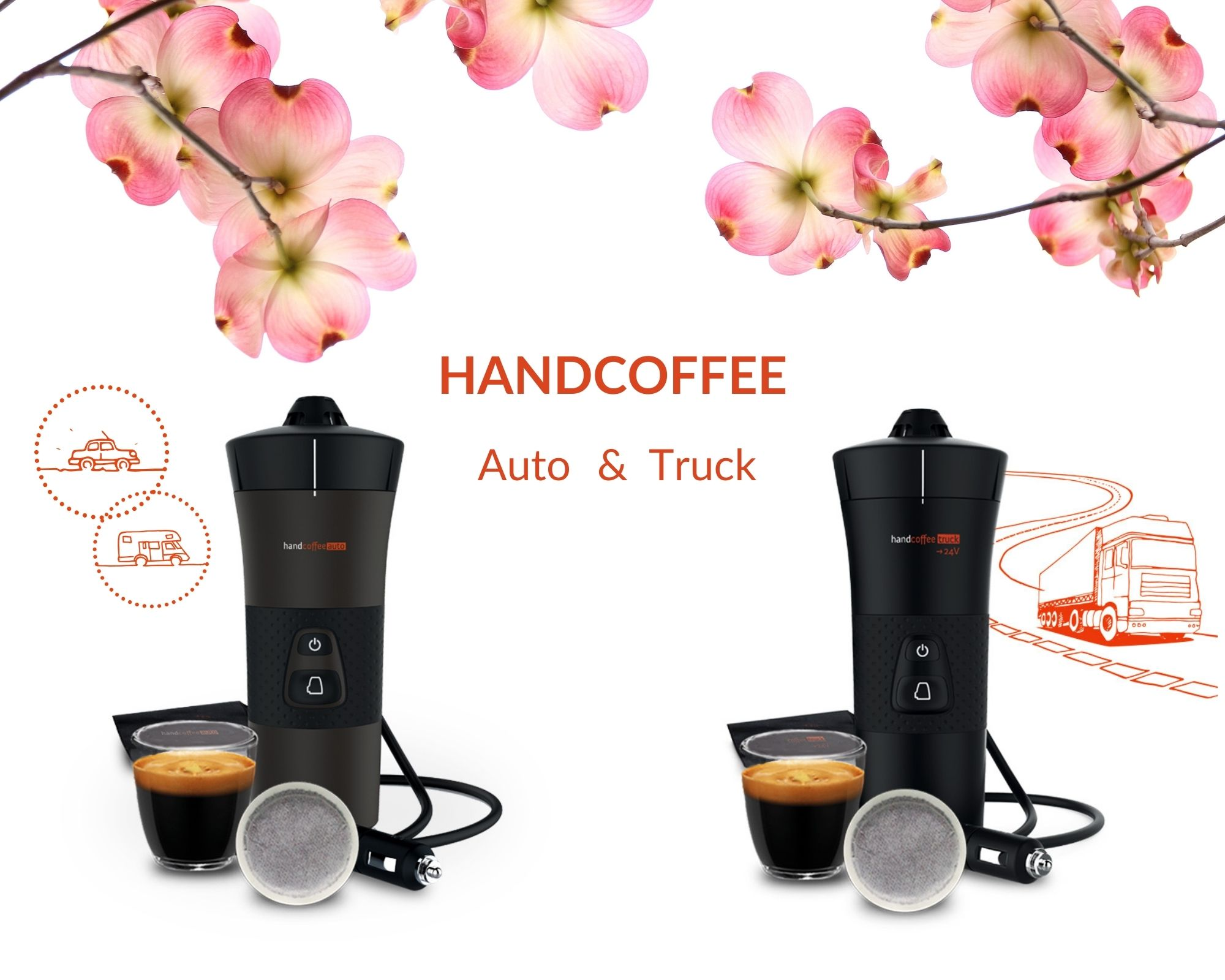nouvelle handcoffee auto cafetiere 12v