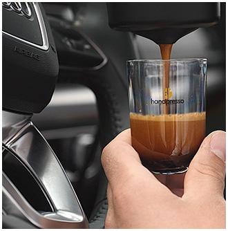 macchina caffe auto