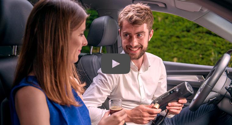 video handpresso auto capsule