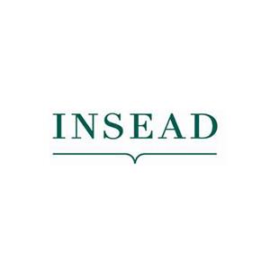 logo INSEAD partenaire Handpresso